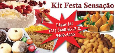 Kit Festas Sensação