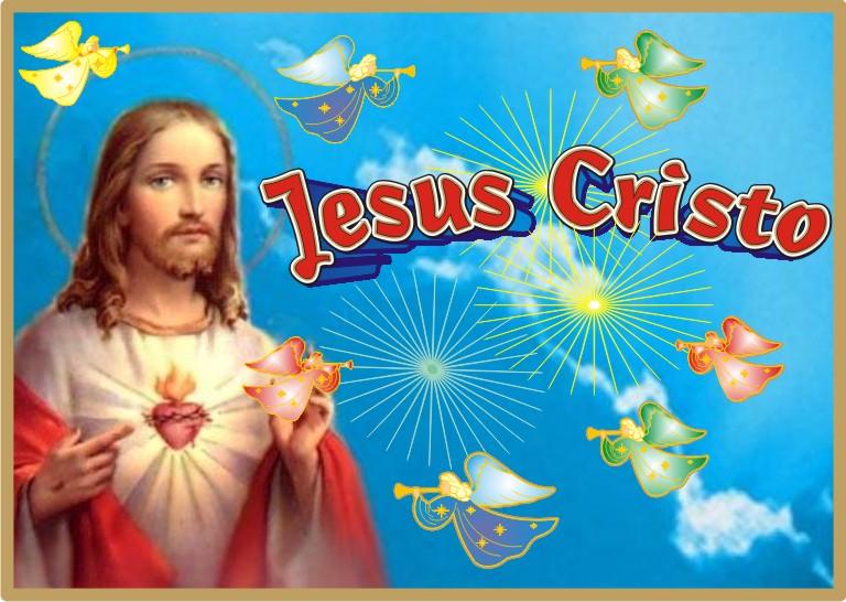 Jesus Cristo Te Adoramos!!!