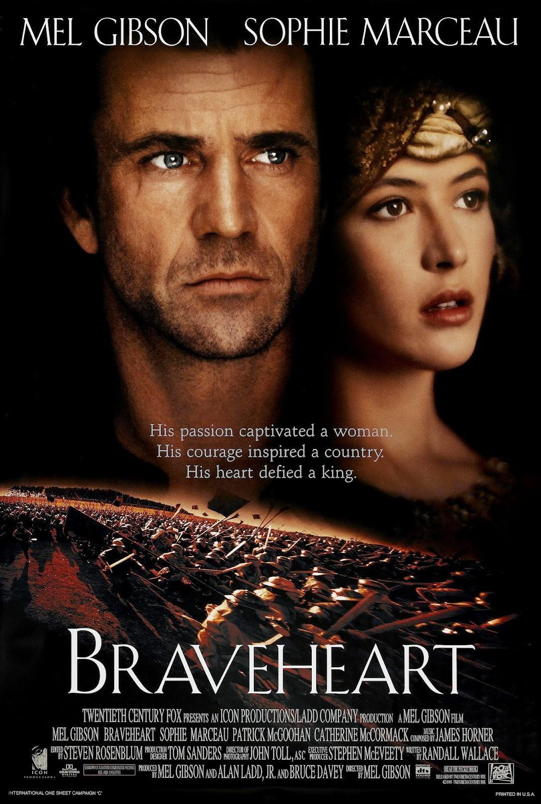 Braveheart (1995) ταινιες online seires xrysoi greek subs