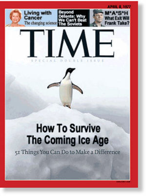 the coming ice age