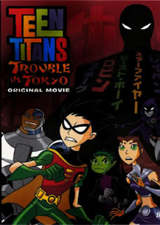 Rắc Rối Ở Tokyo - Teen Titans: Trouble In Tokyo