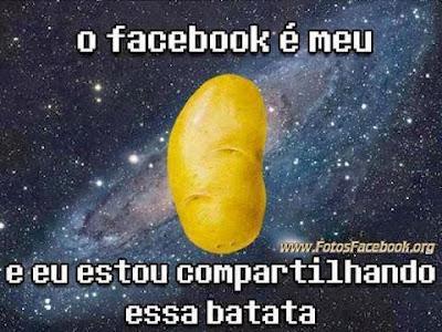 Mensagens engraçadas para Facebook