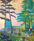 Gaby Grossman Paintings