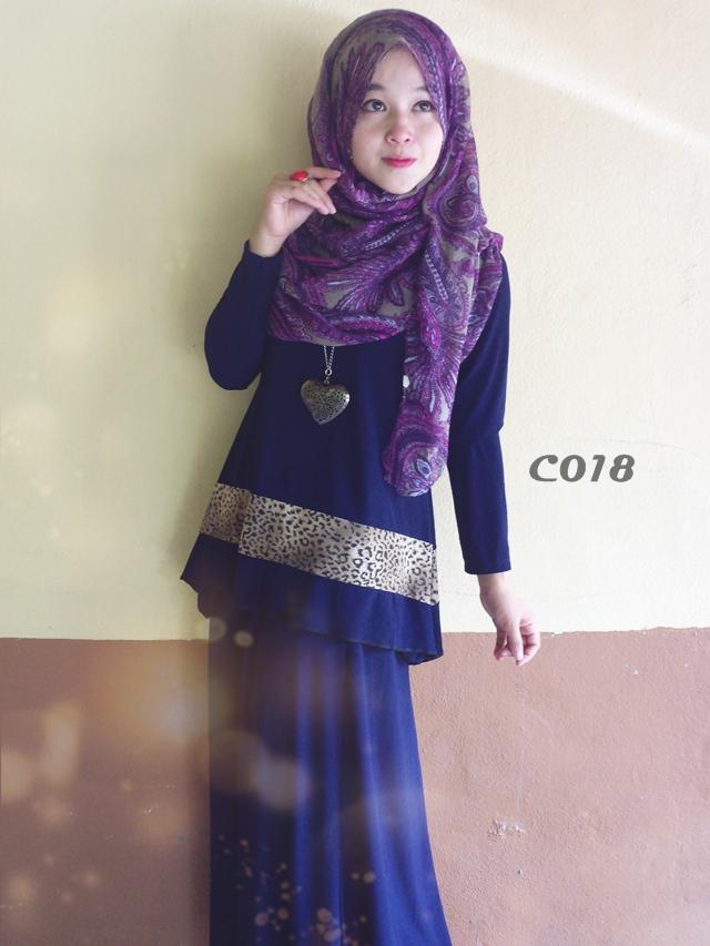 Baju Raya dan Fesyen Muslimah terkini 2013