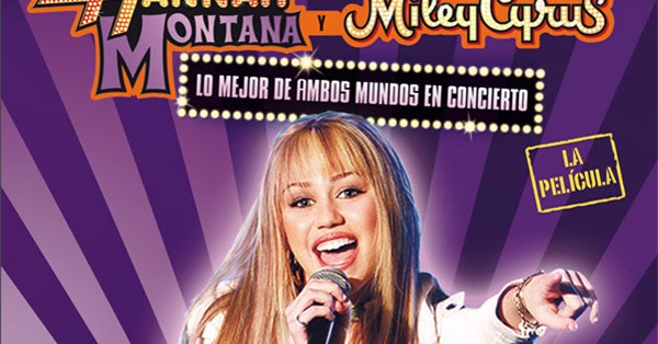TÓMBOLA DISNEY: Hannah Montana And Miley Cyrus. Best Of Both Worlds ...
