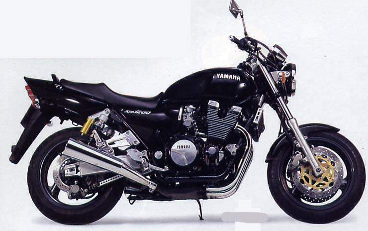 yamaha xjr 1200 1996 thebest motorcycle. Black Bedroom Furniture Sets. Home Design Ideas
