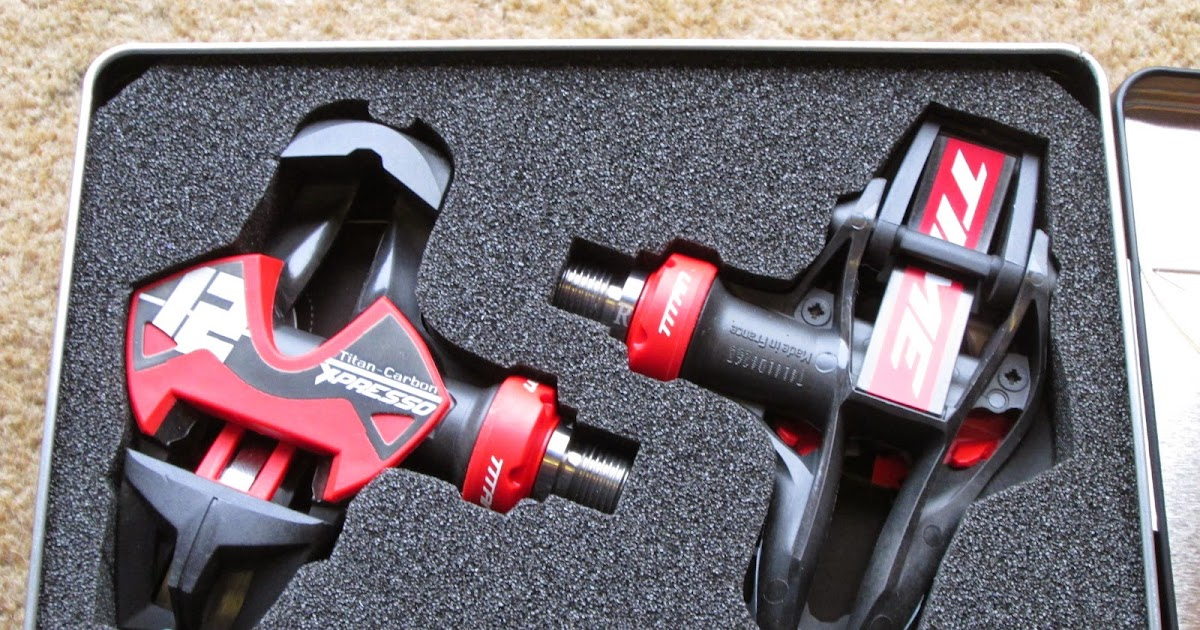 time xpresso pedals instructions
