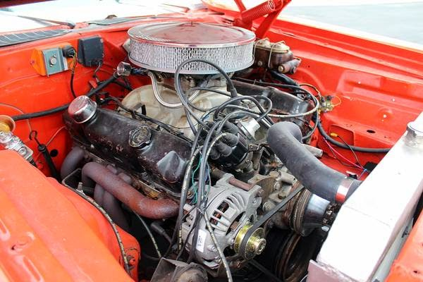 American Pony Car 1971 Dodge Challenger Auto Restorationice