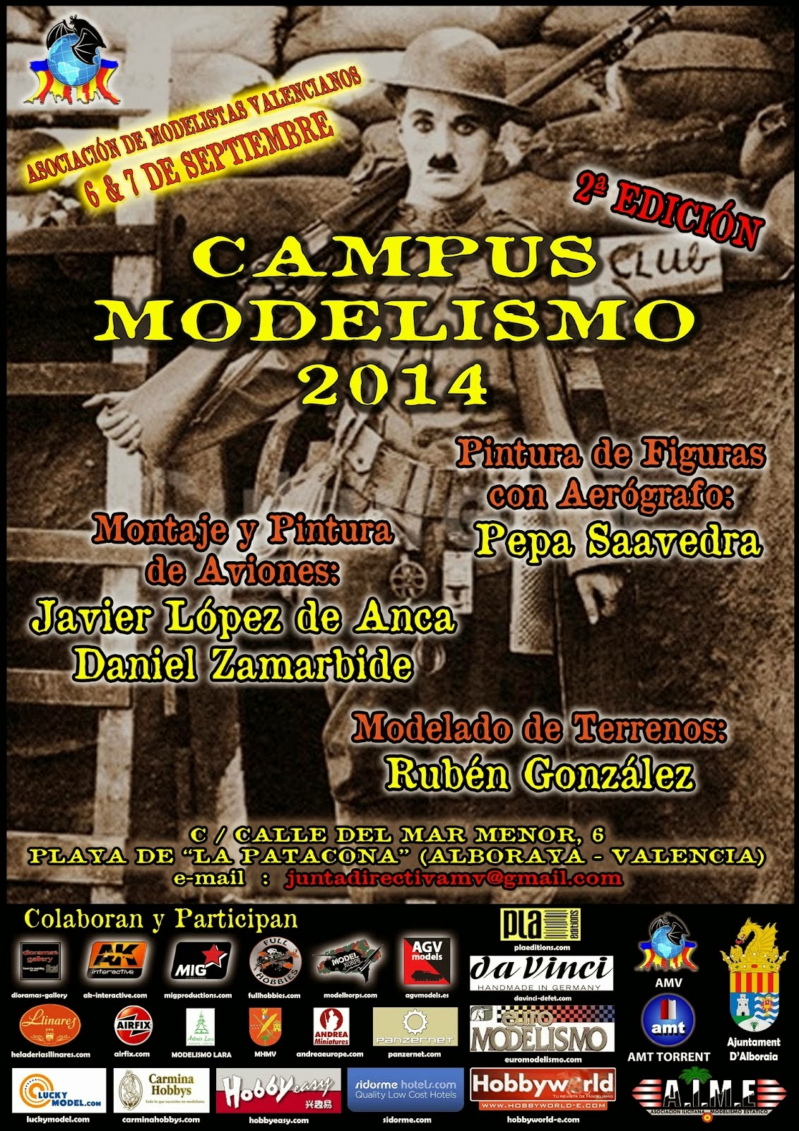 2ª Campus de Modelismo 2014