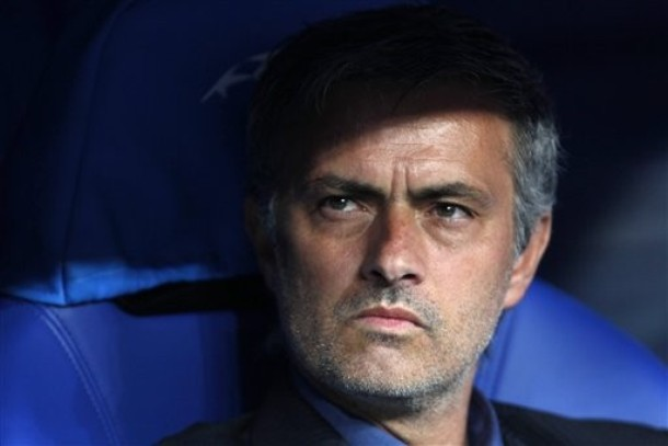 Final de la Champions League Jose Mourinho