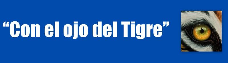 """""""Con el ojo del Tigre"""""""