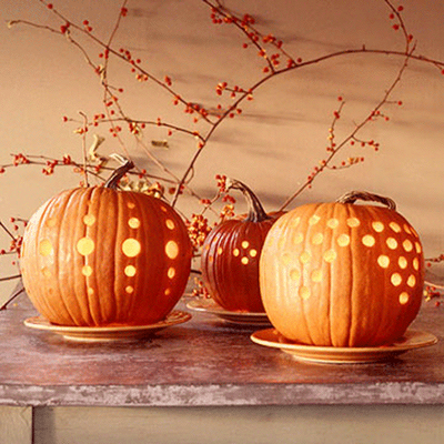 Trends we love pumpkin wedding decor this fairy tale life - Charming halloween decoration using love pumpkin carving ...