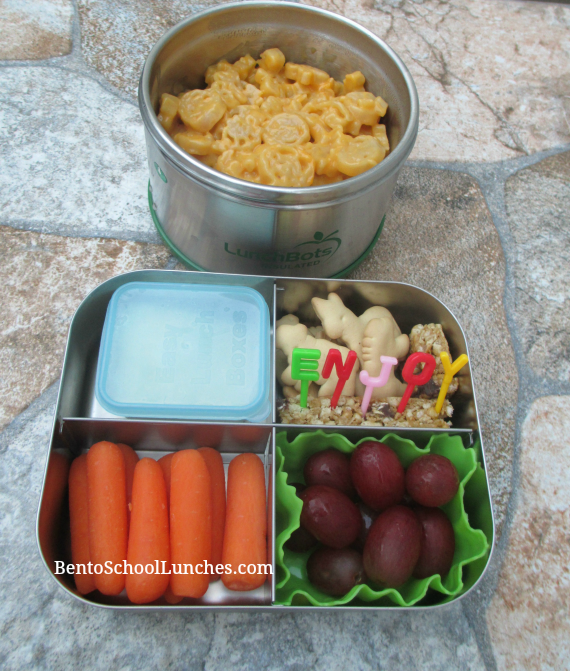 Macaroni & Cheese bento, Tips for packing hot food