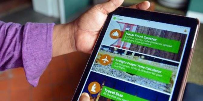 Berburu Makanan Halal Dari Smartphone Anda dengan HalalTrip