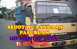 Sedot WC Pandaan-Banjarkejen-Pasuruan