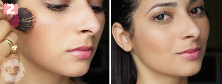 How To: Highlight The Cheeks (Step by Step)