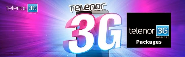 Telenor Talkshawk and Djuice 3G packages