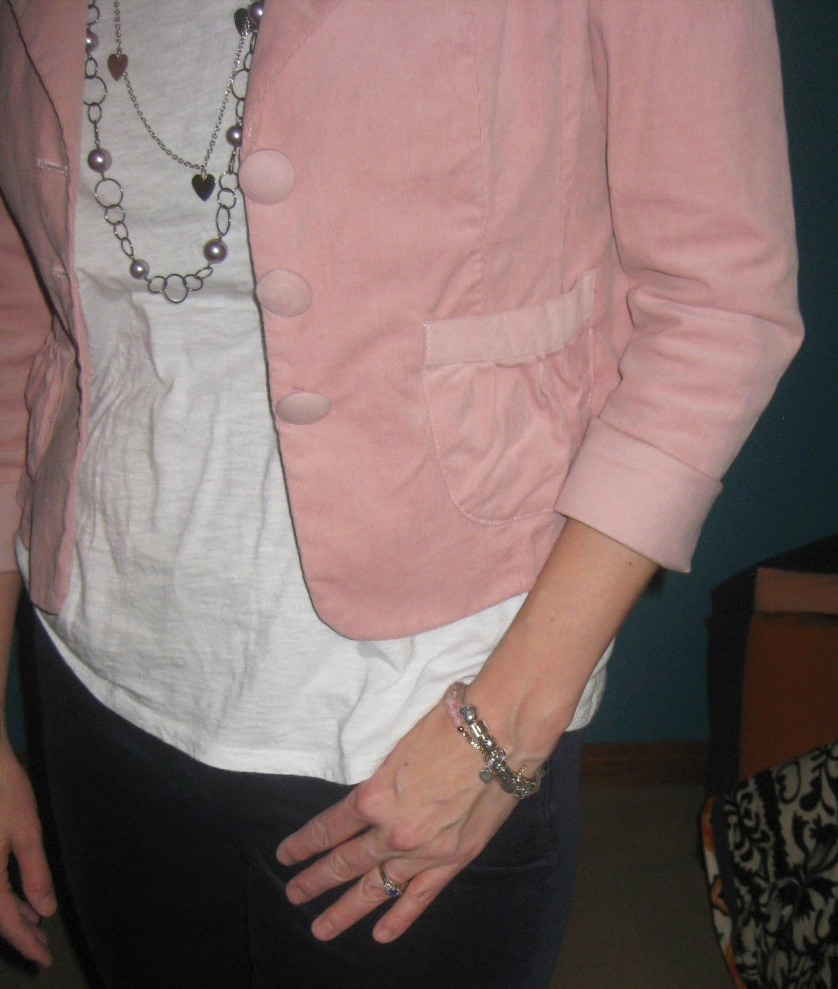 VV Boutique Style: Just Another Metallic Monday