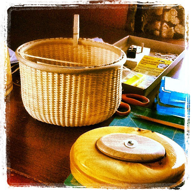 Basket Making Supplies Basket Molds : Gloucester woman baskets the story of learning nantucket