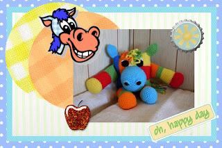 banjo clop clop funmigurumi pony crochet pattern
