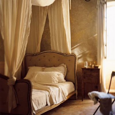 Dormitorios totalmente blancos
