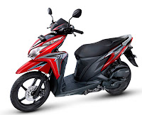 New Honda Vario Techno 125