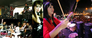 grup band bandung, band cafe jakarta, band cafe bandung, percussion band
