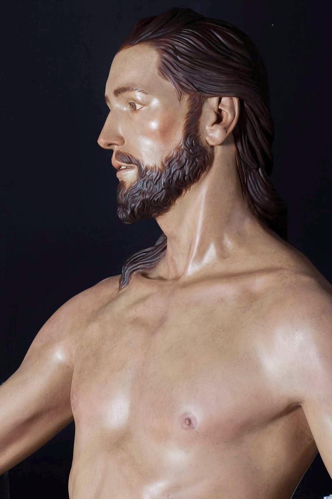 Resucitado Semana Santa Jumilla escultura 5