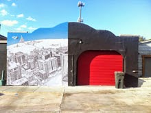 Help fund the Ivanhoe-Fringe Mural.