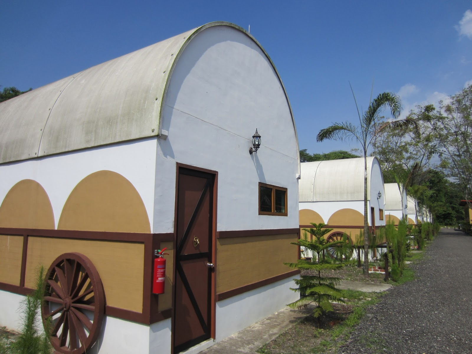Punggol Stables 5 - interesting places in Singapore