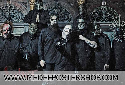Slipknot Poster - 4827