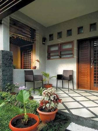 desain teras rumah minimalis 2013