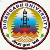 Dibrugarh University Recruitment 2013