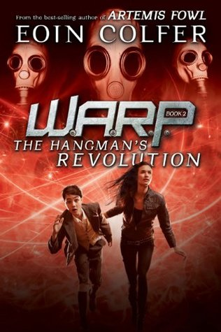 ARC Review: The Hangman's Revolution by Eoin Colfer