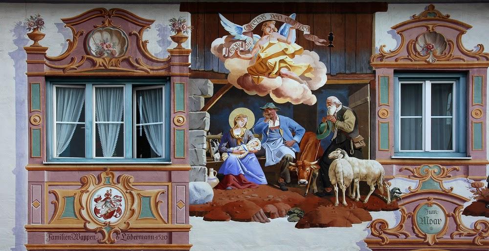 Preparando A Viagem: Oberammergau, Abadia Ettal E O Castelo De Linderhof |  Casinha Colorida