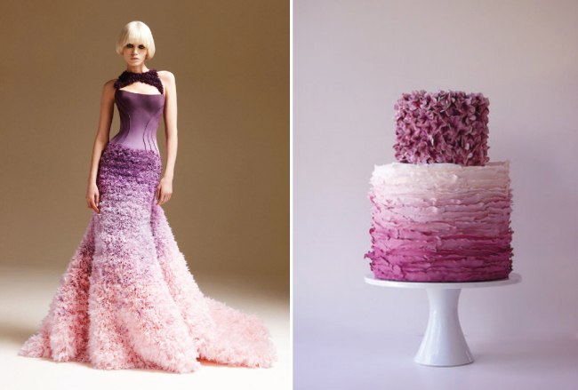 fashion inspired cakes part 1 belle the magazine