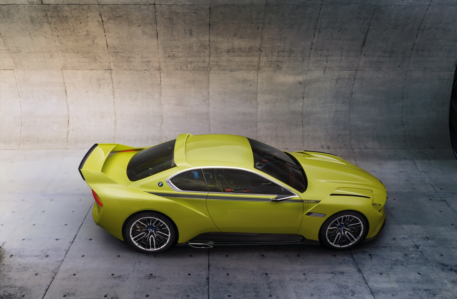 new bmw 3 0 csl hommage concept the official rundown photos carscoops. Black Bedroom Furniture Sets. Home Design Ideas