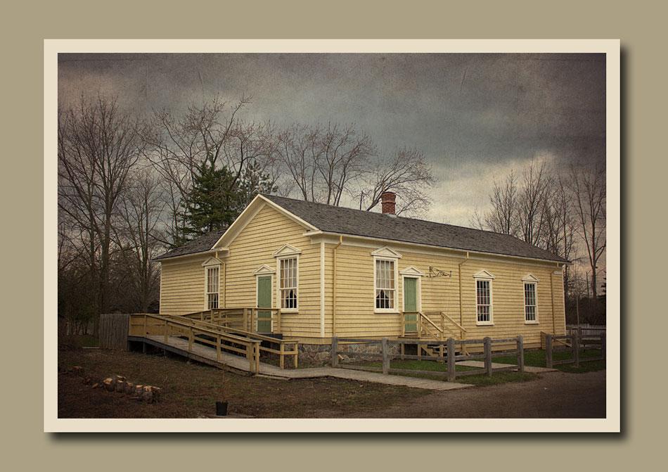 Weaver - Black Creek Pioneer Village.  Holly Cawfield Photography.