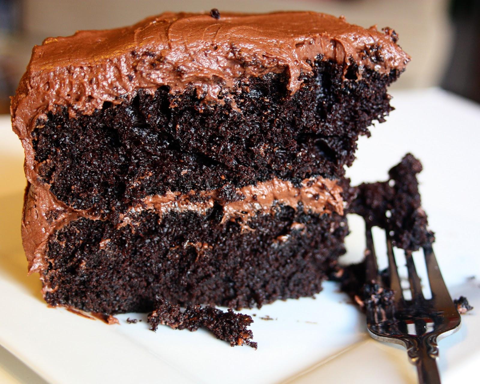 Family Circle Best Ever Chocolate Cake Recipe
