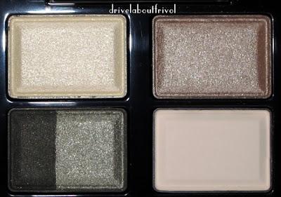 Suqqu Blend Eyeshadow 09 Usumoegi palette