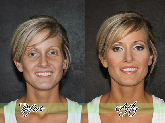 Airbrush Bridal Makeup Before And After : JULISSA ANDARA - Makeup Artistry: What is Airbrush Makeup ...