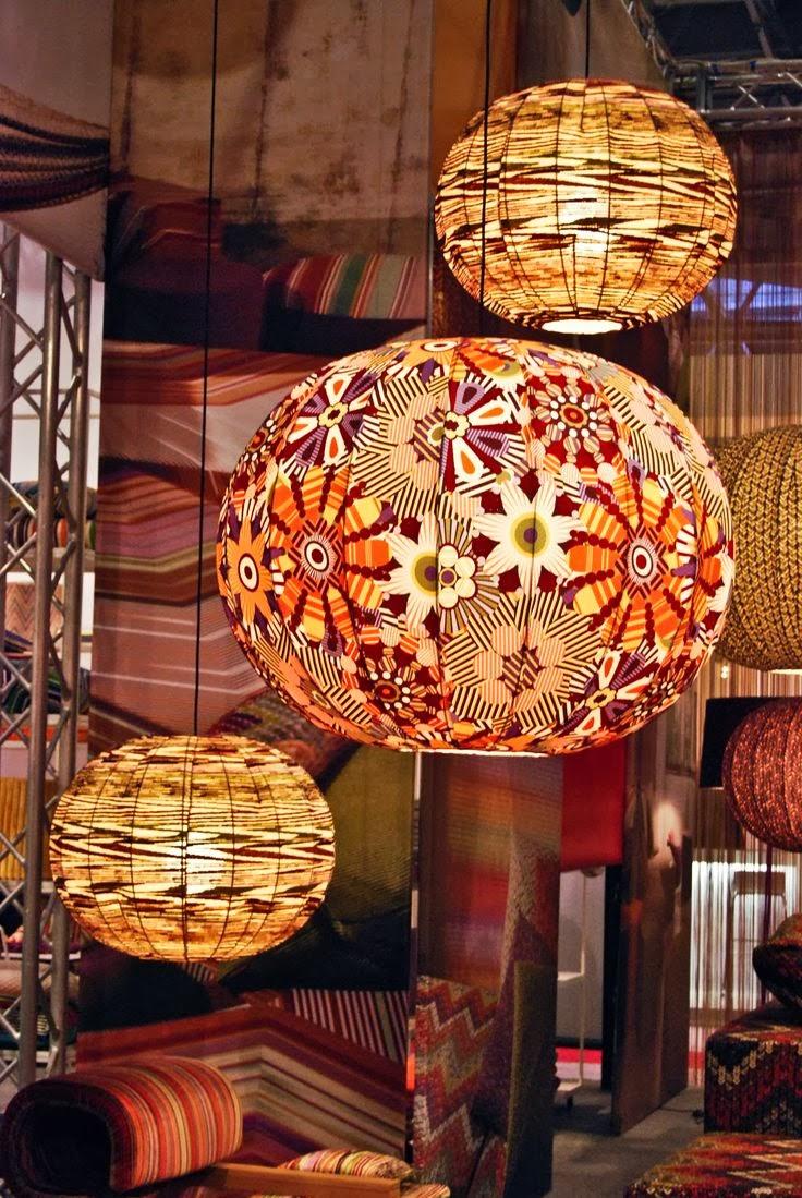L style bohemian street fashion decor for Lighting decor