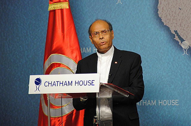Fortune 500 Awards Tunisian President Chatham House Prize TUnisia Moncef 2