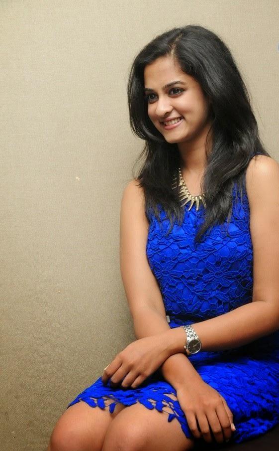 Nanditha Raj at Lovers Movie Success Meet Event