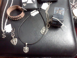 Necklace,Wallets and Bracelets