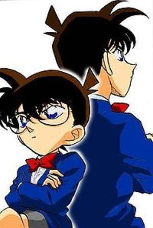 Wallpaper Cartoon Detective Conan