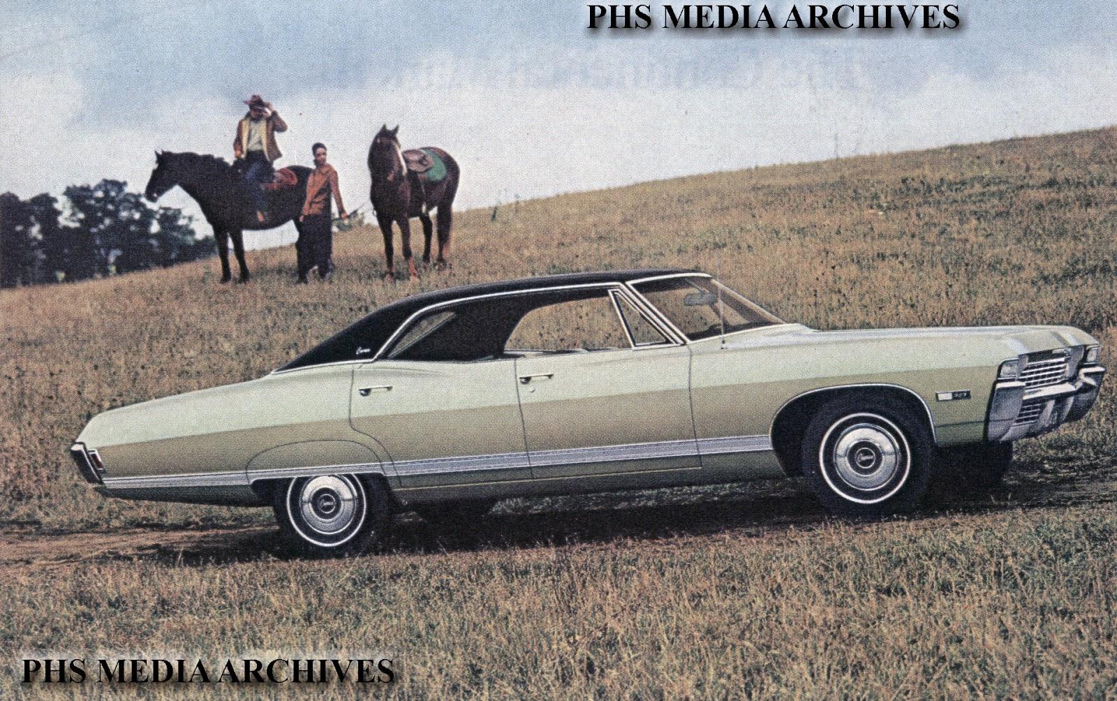 Tech Files Chevrolet Hidden Headlamp Door System Caprice Impala 1966 Convertible Wiring Diagram