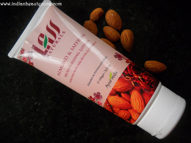 Paraben free body lotion