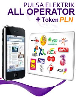 Server Pulsa All Operator Tabanan