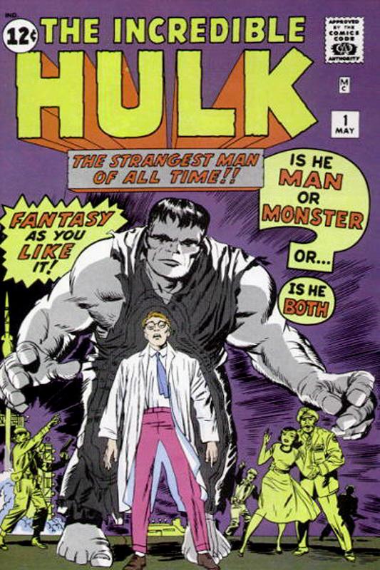 HULK NO 1